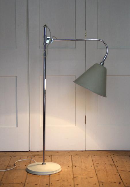 1930s Bestlite Bl3 Floor Lamp Modern Room 20th Century