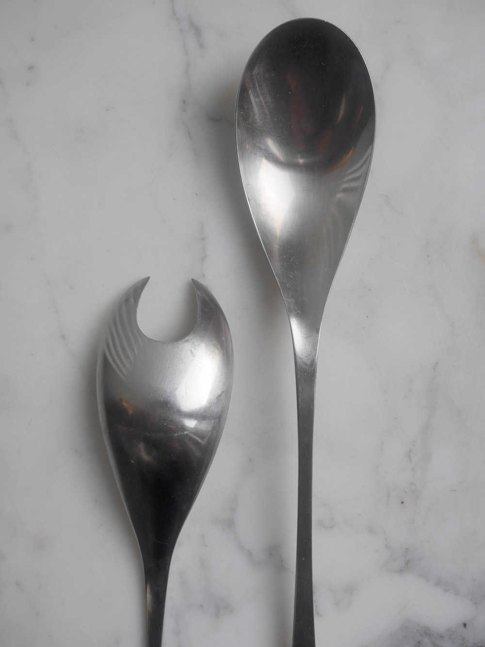 Robert Welch Alveston salad servers