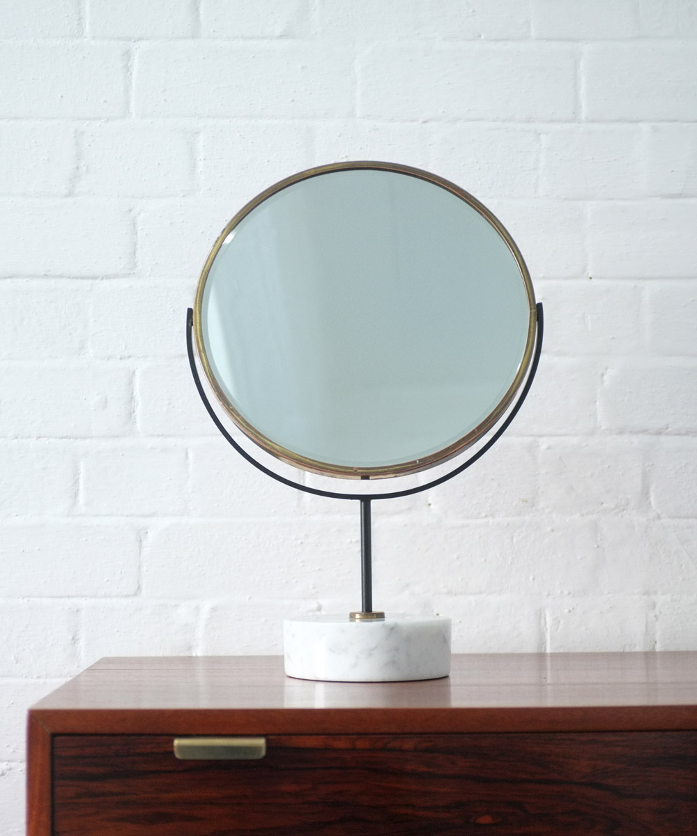 Rare 1960s mirror by Colin Beales for Peter Cuddon