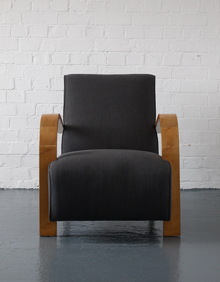 1930s Heals modernist chair