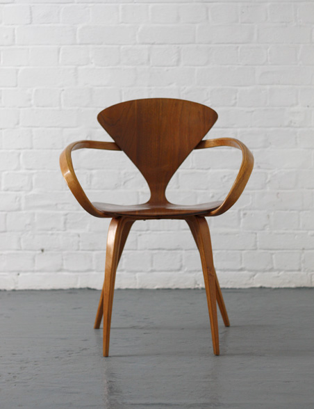 Cherner Chair By Norman Cherner Modern Room 20th