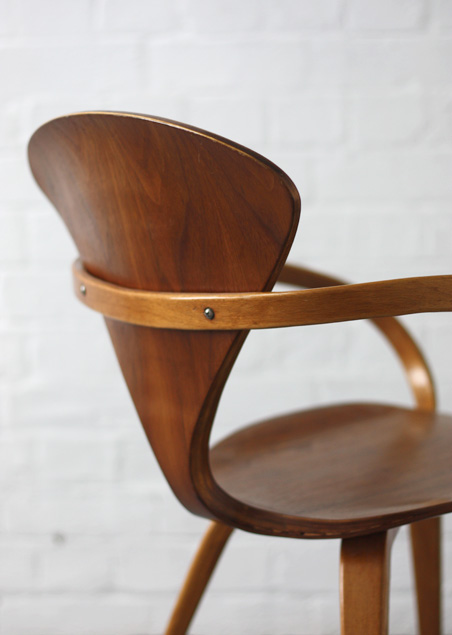 Cherner Chair By Norman Cherner Modern Room 20th
