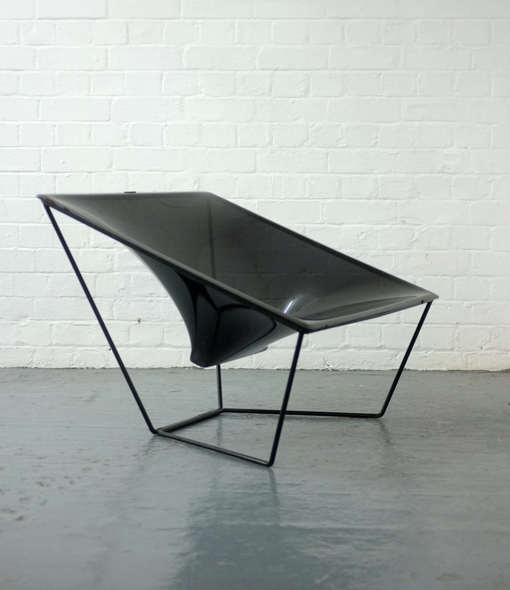 Contour chair by David Colwell, 1960s