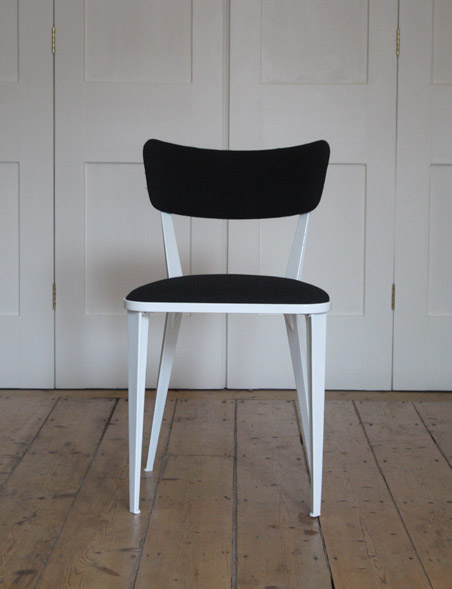 Ernest Race BA 3 chairs