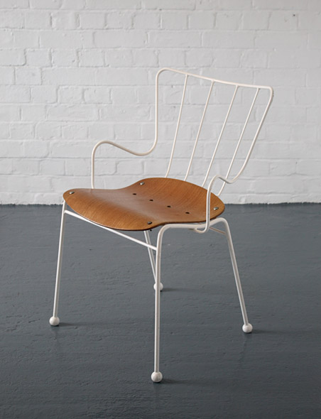 Ernest Race Antelope chairs