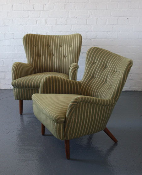 Ernest Race DA2 chairs