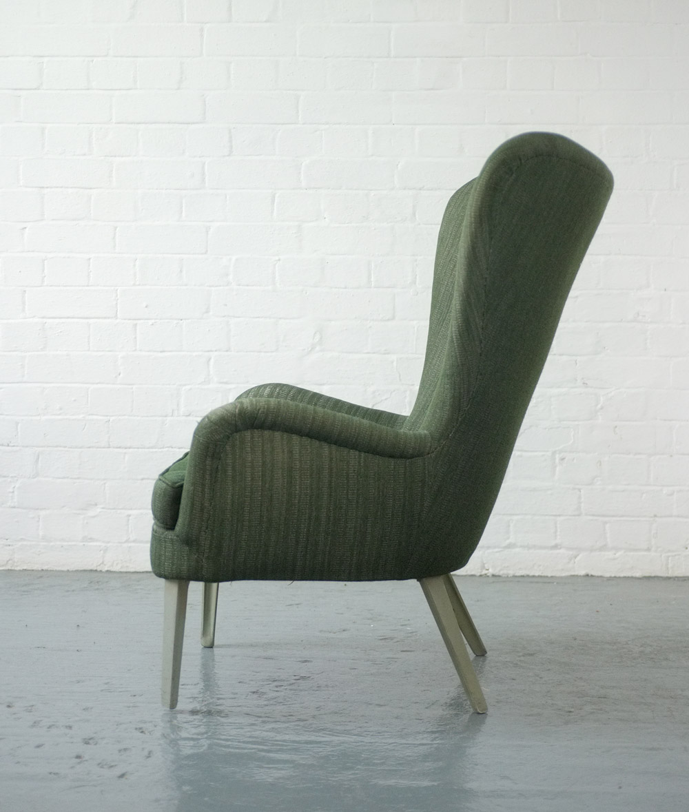 Ernest Race vintage DA1 chair