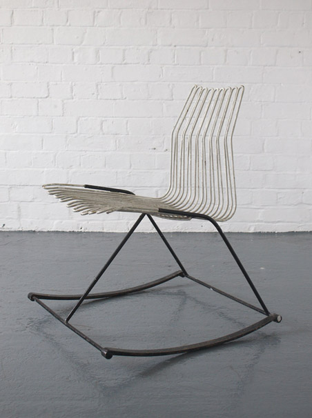 Kangaroo chair by Ernest Race