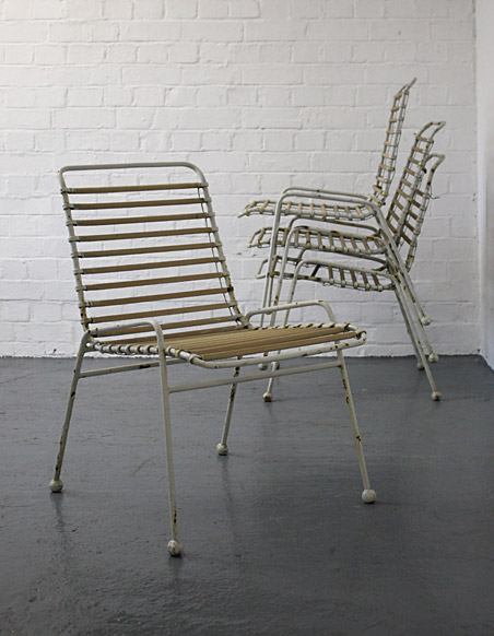Ernest Race Springbok chairs