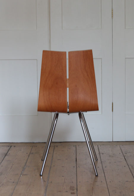 GA chairs by Hans Bellman