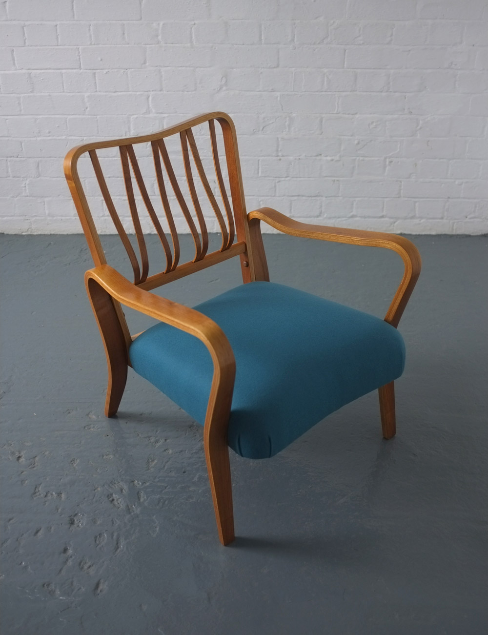 Linden chair by G.A. Jenkins / Eric Lyons