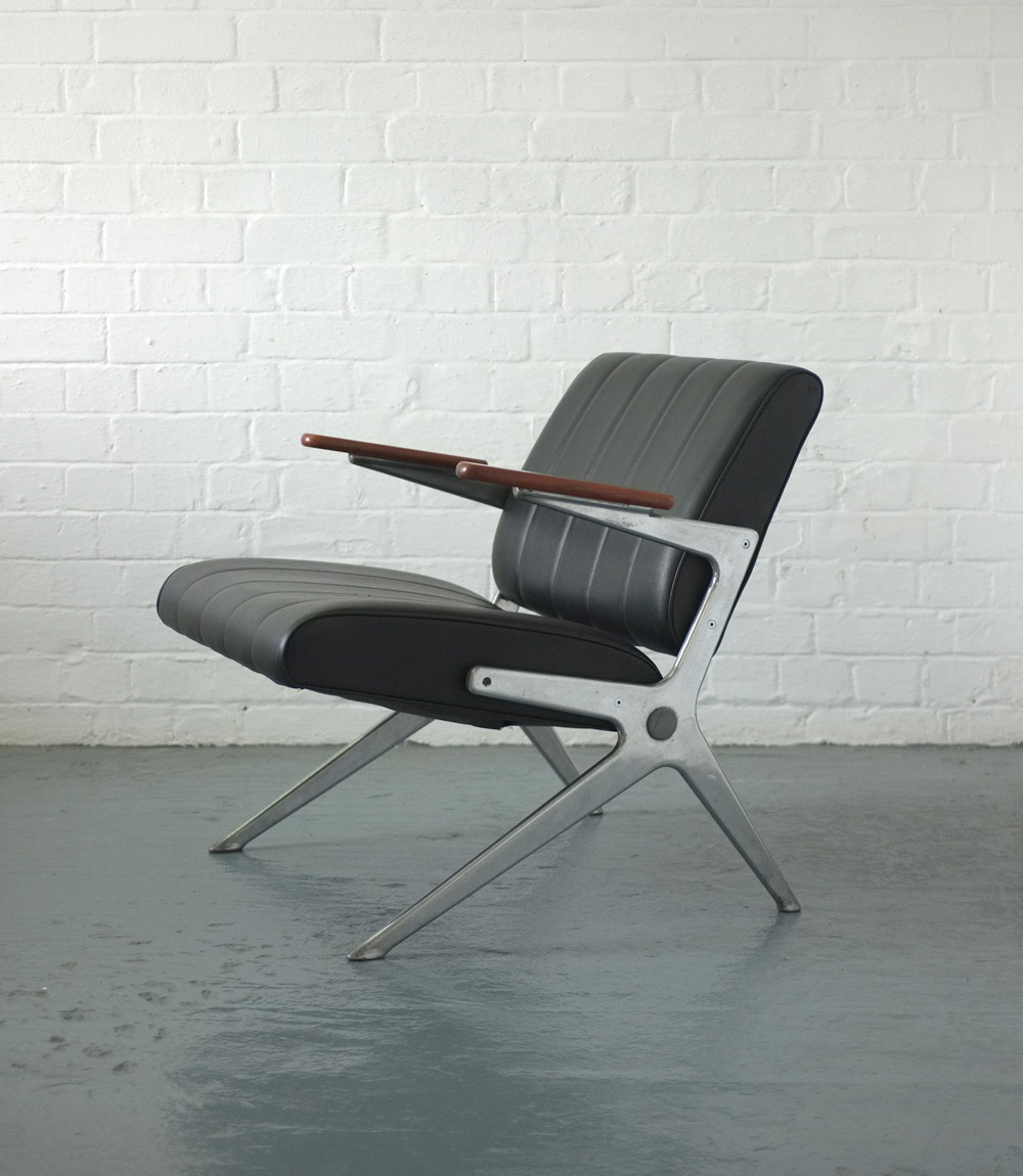 Vintage Axis chair by Robin Day, 1960s