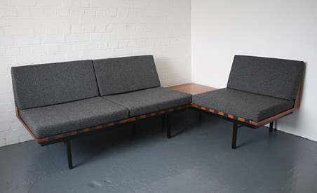 Robin Day Form sofa for Hille