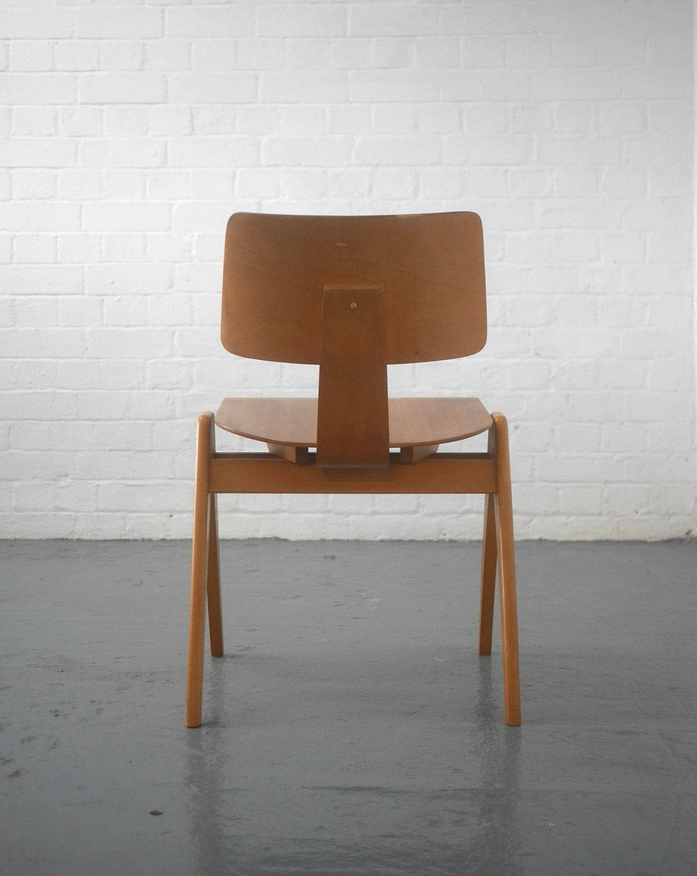 Hillestak chair by Robin Day for Hille