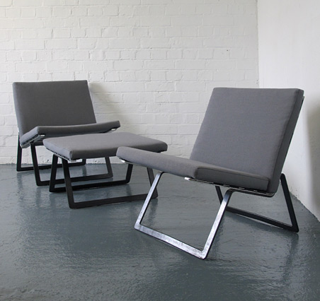 Westerham chairs by William Plunkett