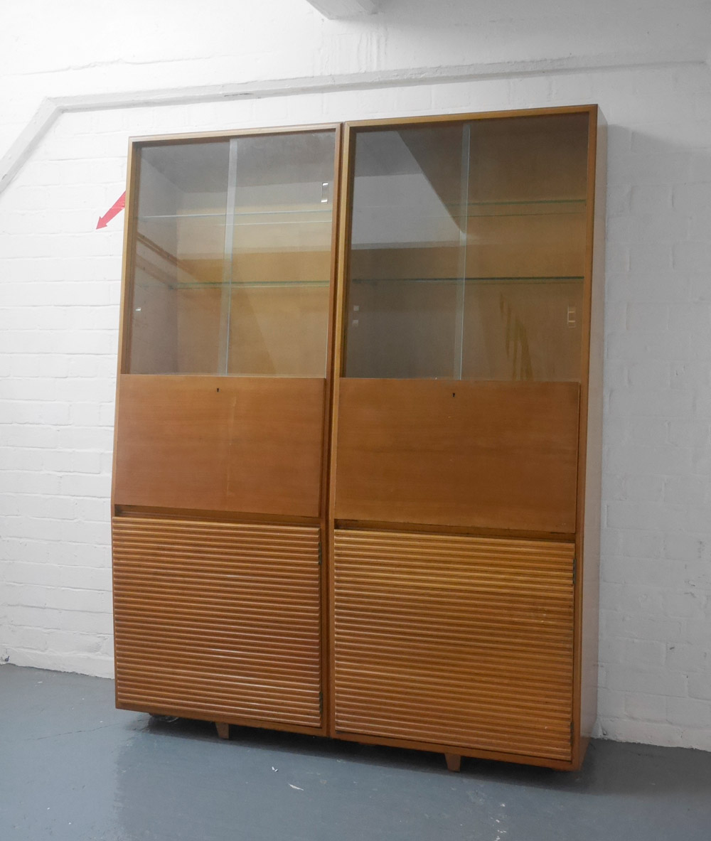 1950s Hille cabinets