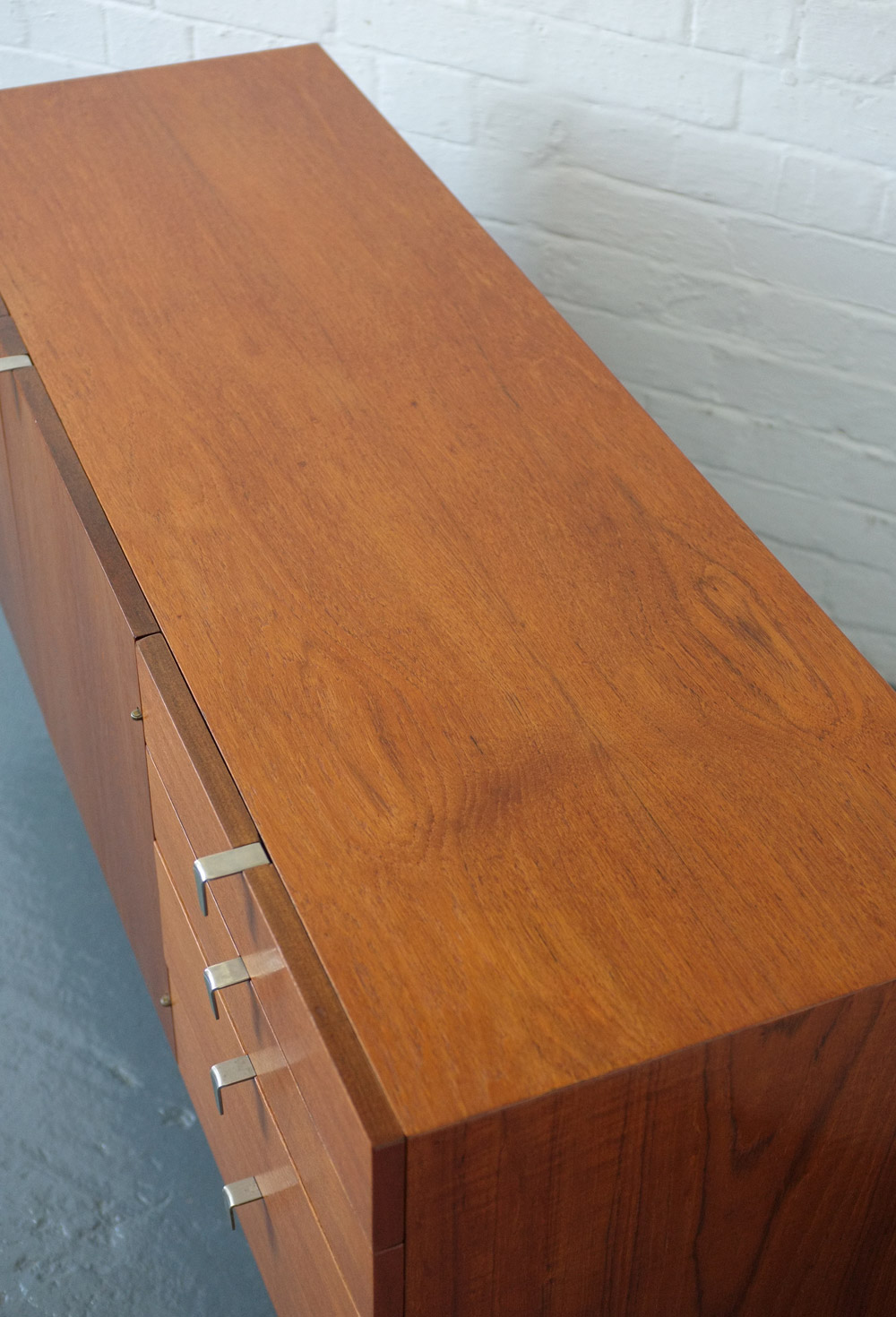 S-range sideboard by John and Sylvia Reid for Stag