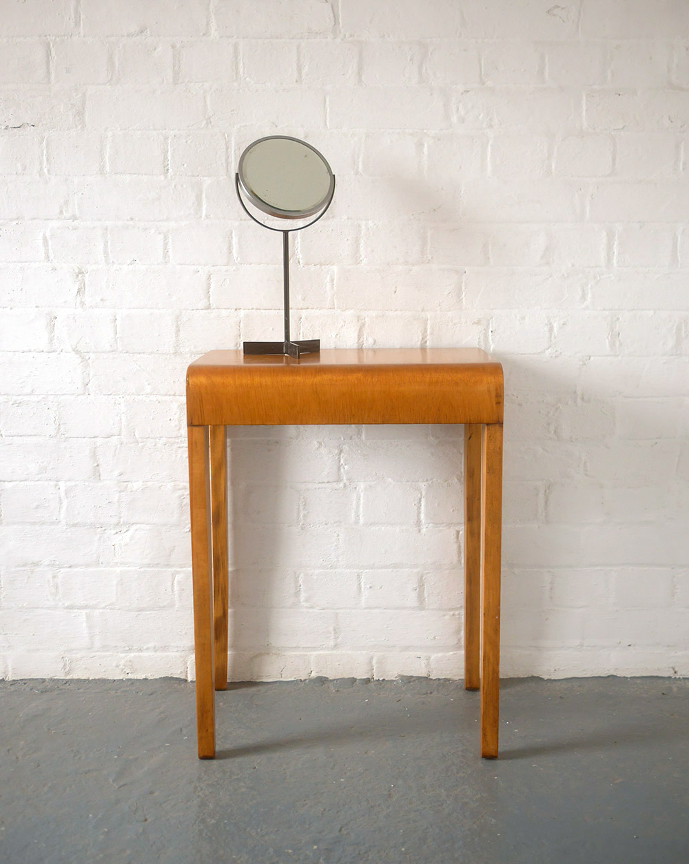 1930s Gordon Russell plywood table