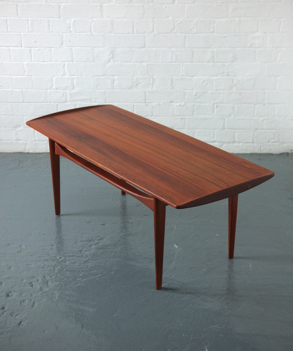 Tove And Edvard Kindt Larsen Coffee Table For France