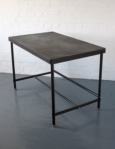 1930s desk by Rene Herbst