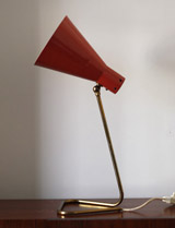1950s Italian lamp, stilnovo or arteluce