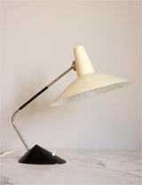 1960s desk lamp by Kaiser