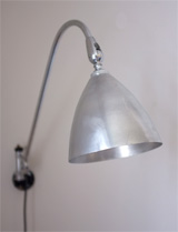 1930s Bestlite wall lamp