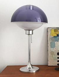 Robert Welch Lumitron lamp