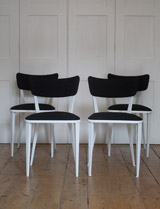 BA3 chairs by Ernest Race