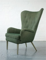 DA1 chair by Ernest Race