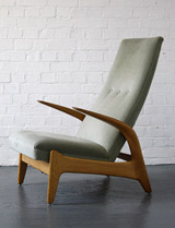 Gimson and Slater Rock 'n' Rest chair