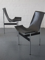 T-chairs by William Katavolos