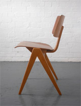 Hillestak chair by Robin Day